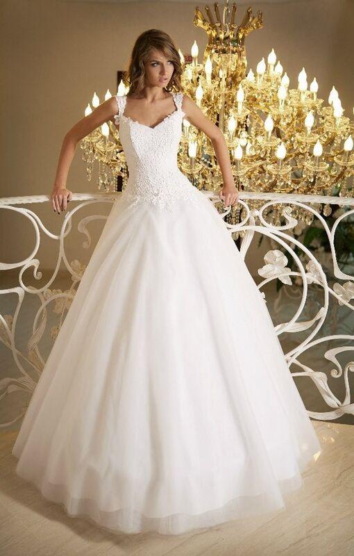 Свадебное платье напрокат Armonia Свадебное платье Odrie - фото 1