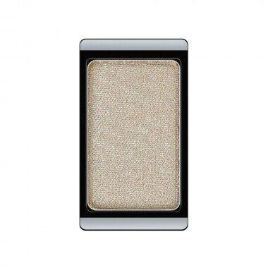 Декоративная косметика ARTDECO Голографические тени для век Eyeshadow Duochrome 211 Elegant Beige - фото 1