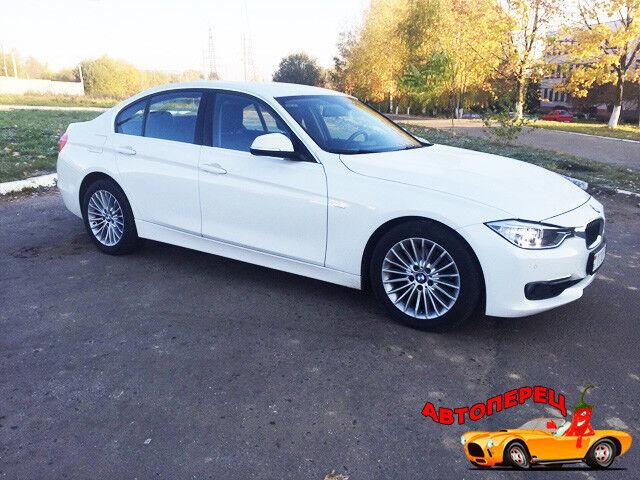 Прокат авто BMW 320 F30 2014 г.в. - фото 4