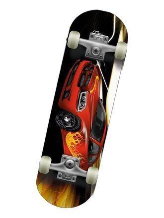 Скейтборд Спортивная коллекция Скейтборд Mini-Board Car - фото 1