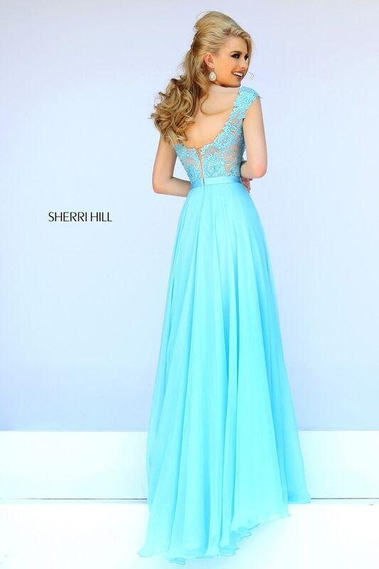 Вечернее платье Sherri Hill Платье 11269 - фото 6