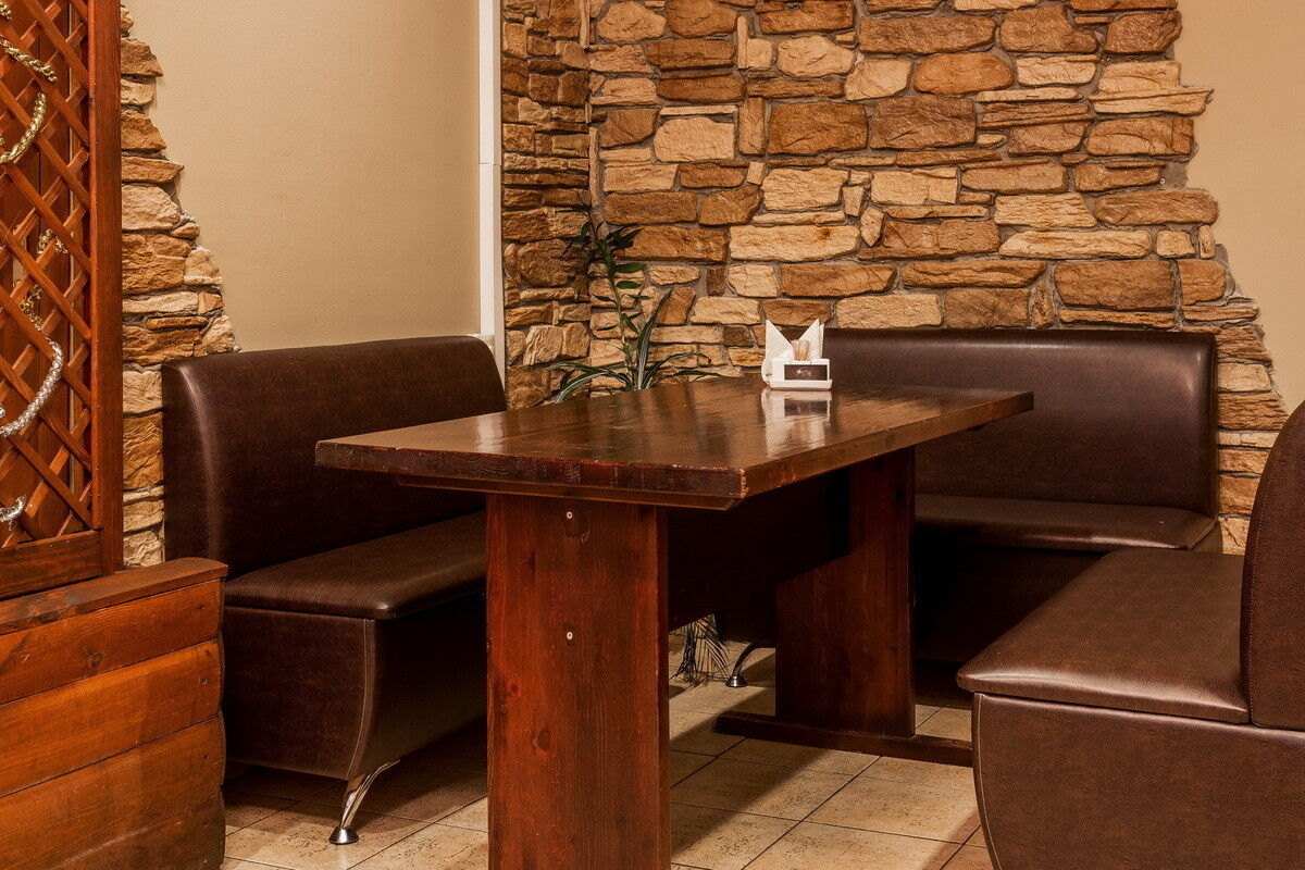 Ресторан и кафе на Новый год Бизон Большой зал - фото 4