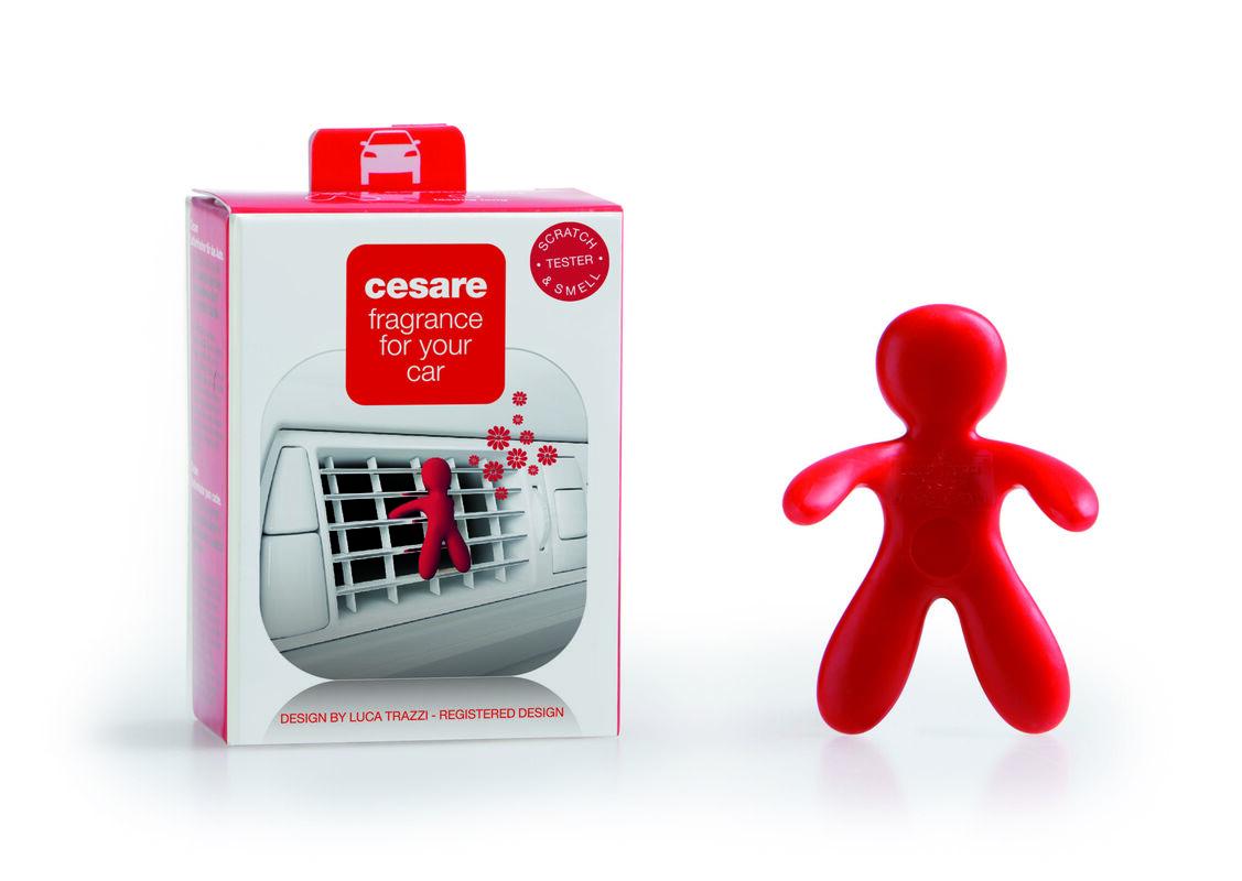 Подарок на Новый год Mr & Mrs Fragrance Ароматизатор воздуха для автомобиля Cesare - фото 4