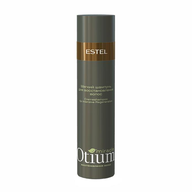 Уход за волосами Estel Шампунь мягкий для восстановления волос Otium Miracle - фото 1