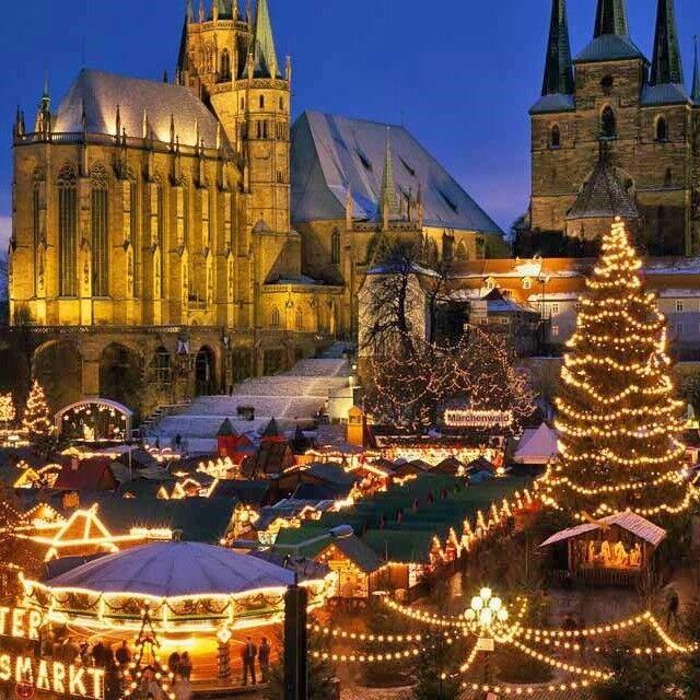 Туристическое агентство Респектор трэвел Автобусный экскурсионный тур «Рождество в Тюрингии» - фото 1