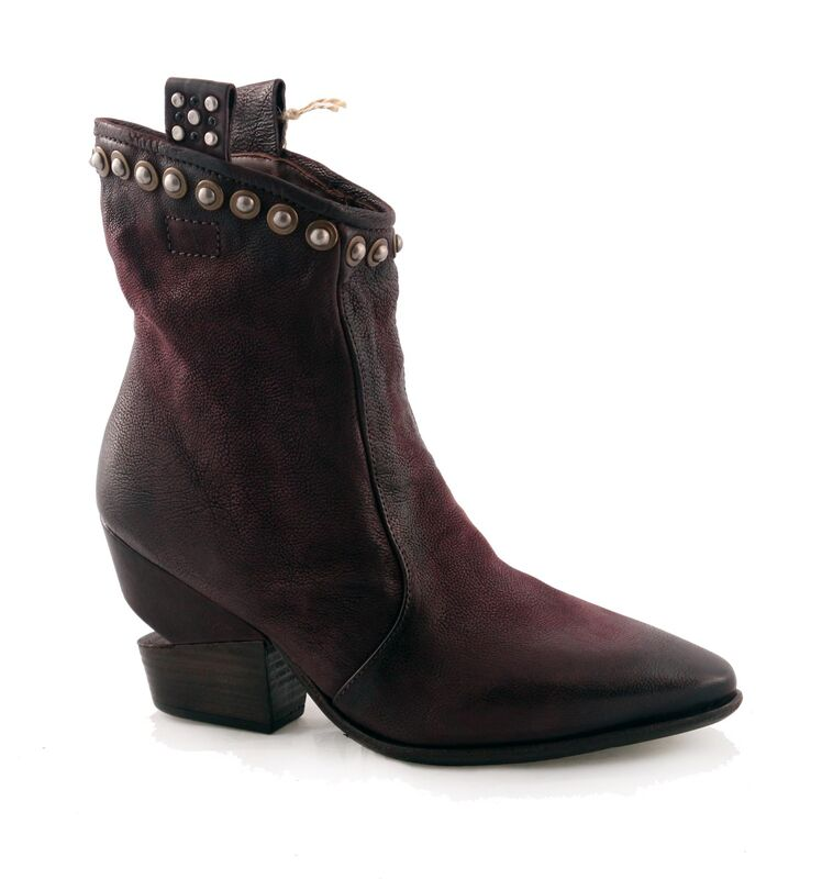 Обувь женская A.S.98 Ботинки женские 510205 коричневые - фото 1