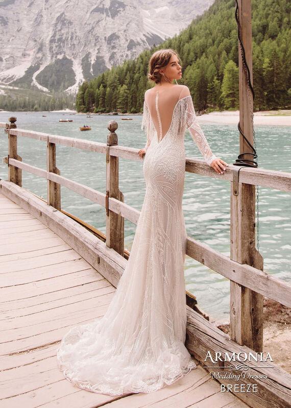 Свадебный салон Armonia Свадебное платье Breeze - фото 2