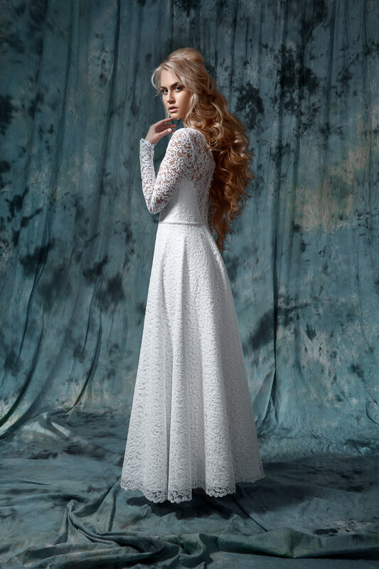 Свадебное платье напрокат Артемида Платье свадебное Ageya - фото 1
