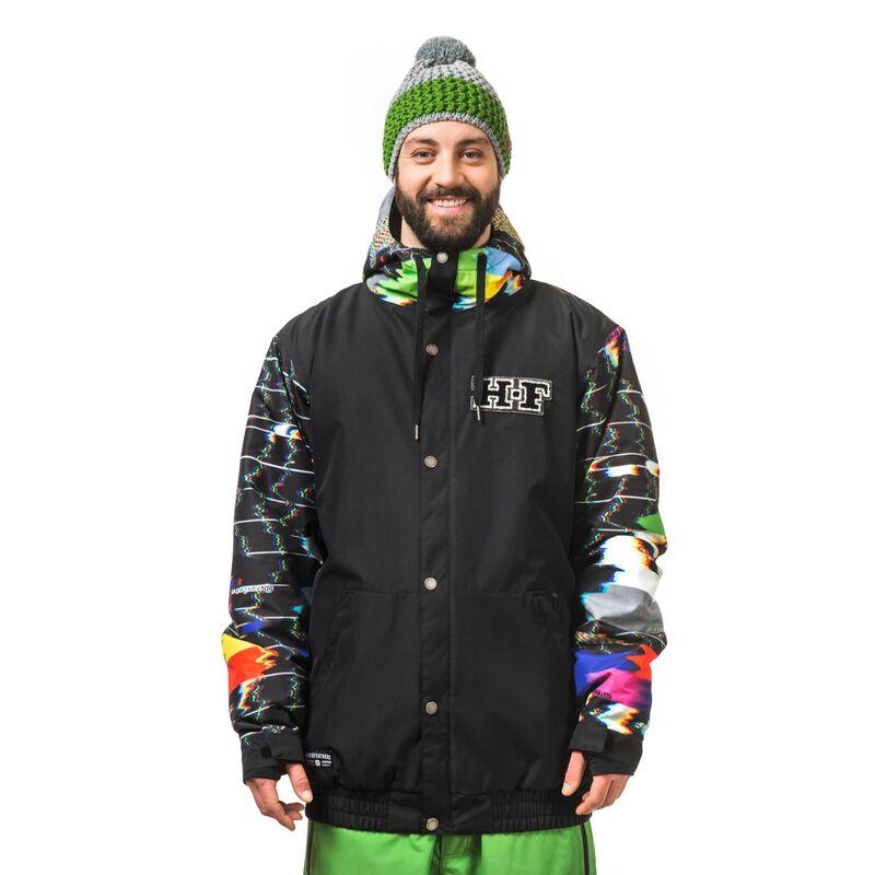 Спортивная одежда Horsefeathers Сноубордическая куртка Ratz 1617 черный - фото 1