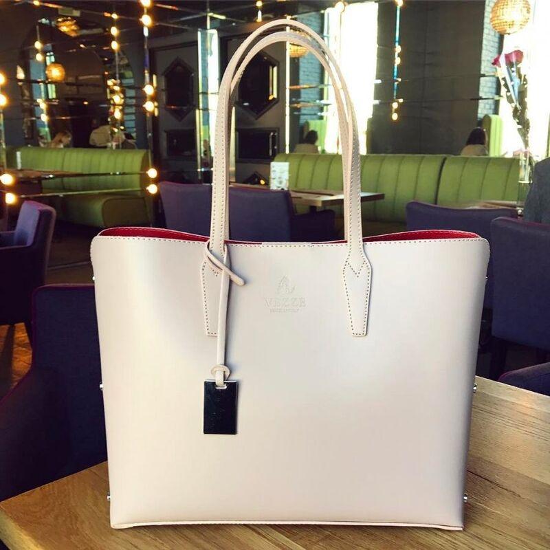 Магазин сумок Vezze Кожаная женская сумка С00179 - фото 1