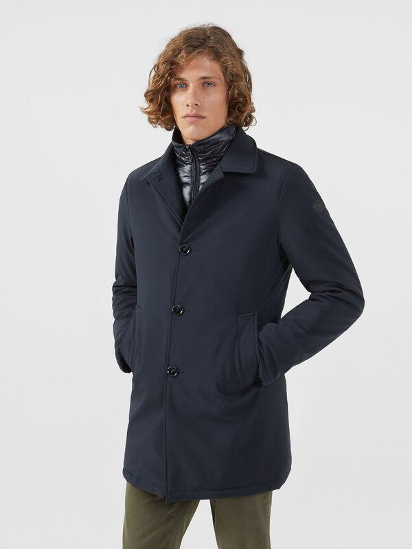 Верхняя одежда мужская Trussardi Пальто мужское 52S00387-1T002680 - фото 1