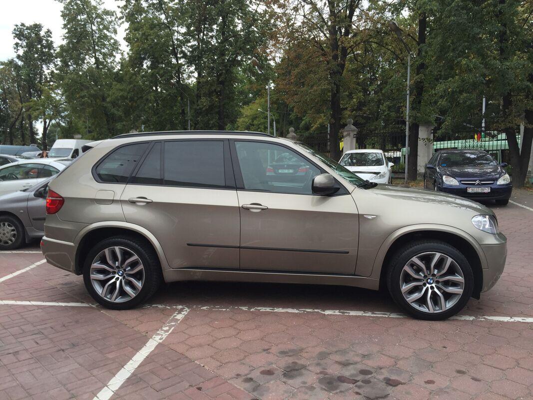 Прокат авто BMW X5 M-Sport - фото 6