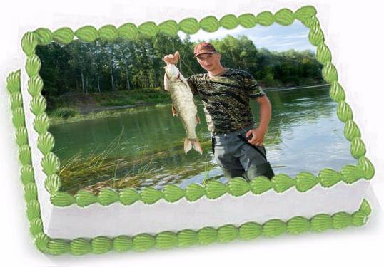 Торт Tortas Торт «Рыбак» - фото 1