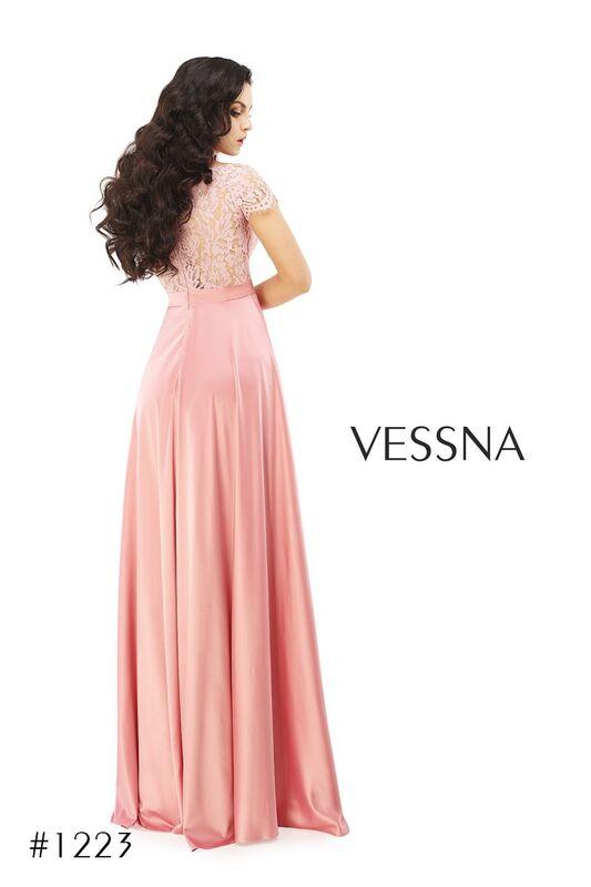 Вечернее платье Vessna Вечернее платье арт.1223 из коллекции VESSNA Party - фото 2