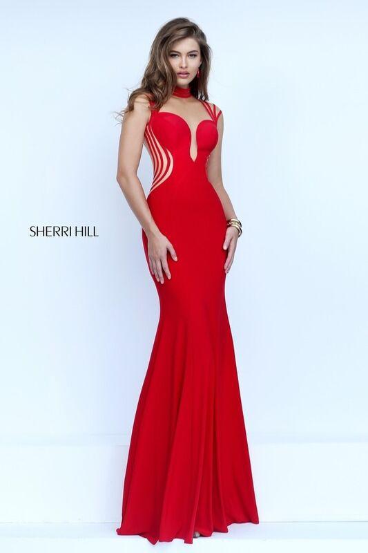 Вечернее платье Sherri Hill Платье вечернее 50117 - фото 1