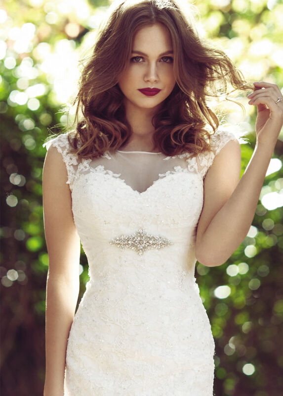 Свадебное платье напрокат Mia Solano Платье свадебное «Brooke» - фото 3