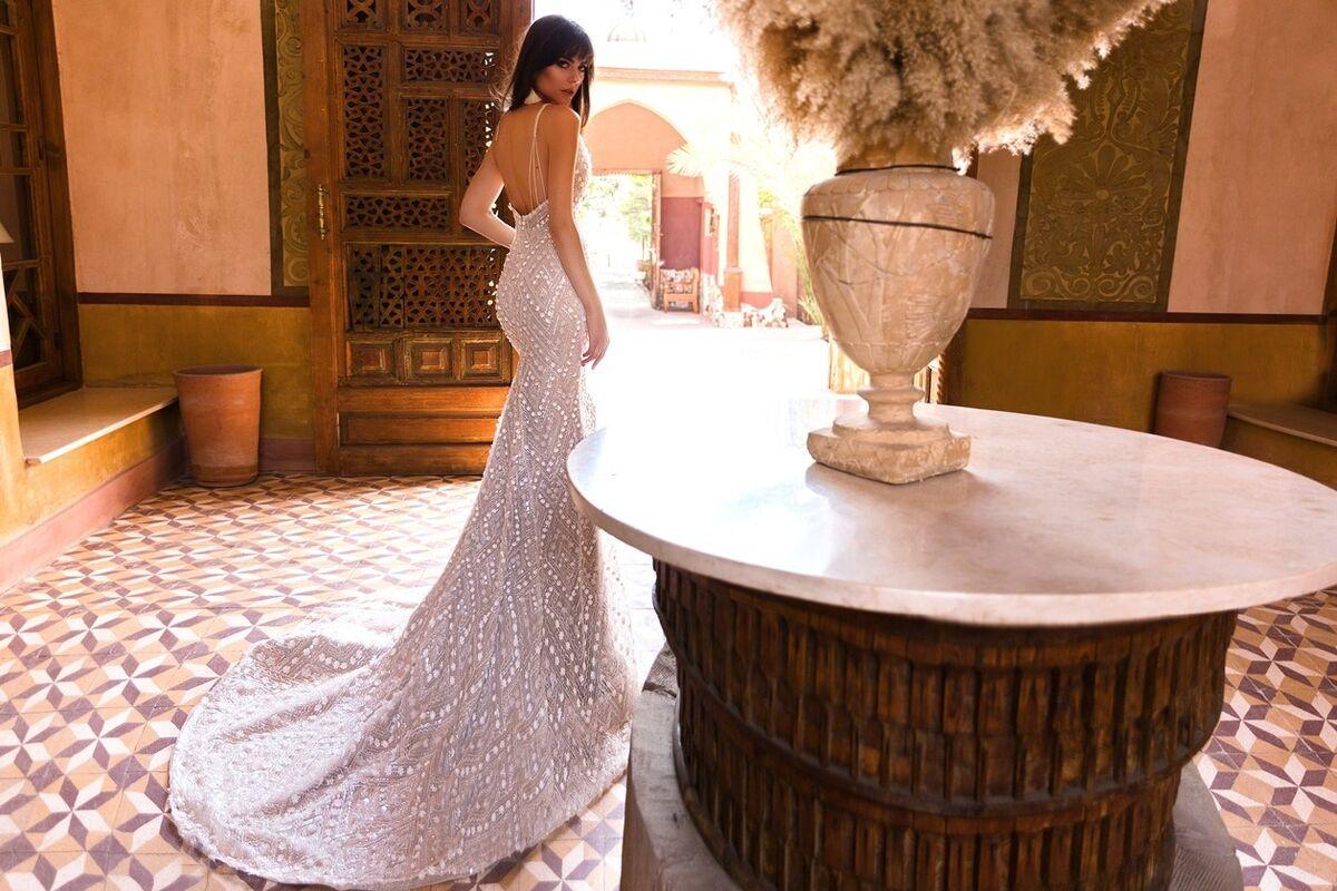 Свадебное платье напрокат Crystal Платье свадебное Infinity - фото 4