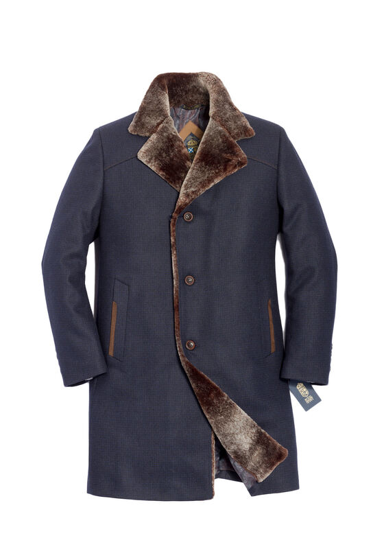 Верхняя одежда мужская Royal Spirit Пальто мужское «Дюма» - фото 1