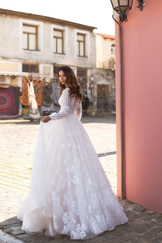"Свадебный салон ALIZA свадебное платье ""Frozinnye"" - фото 5"