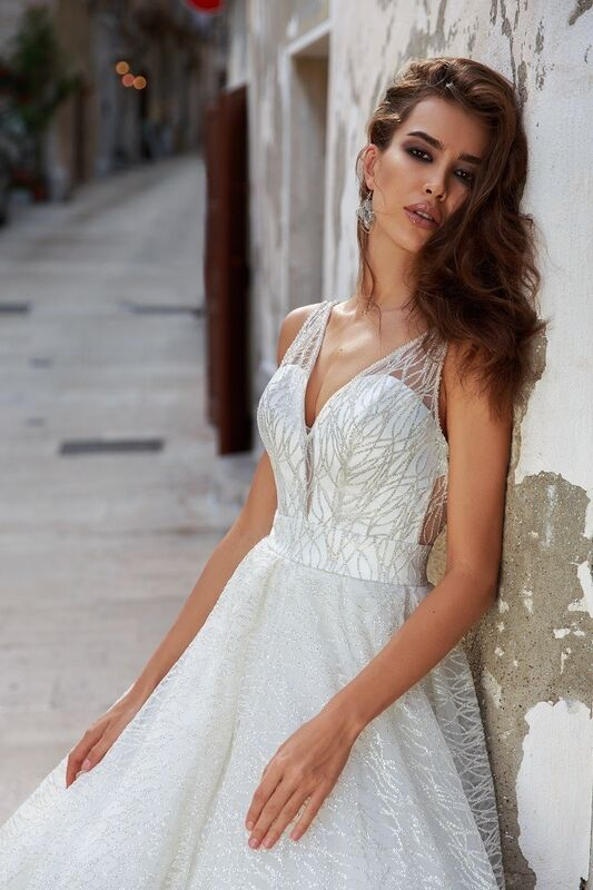 """Свадебное платье напрокат ALIZA свадебное платье """"Justina"""" - фото 1"""