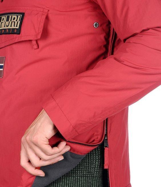 Верхняя одежда мужская Napapijri Куртка мужская Rainforest Winter N0Y7H2094 - фото 5