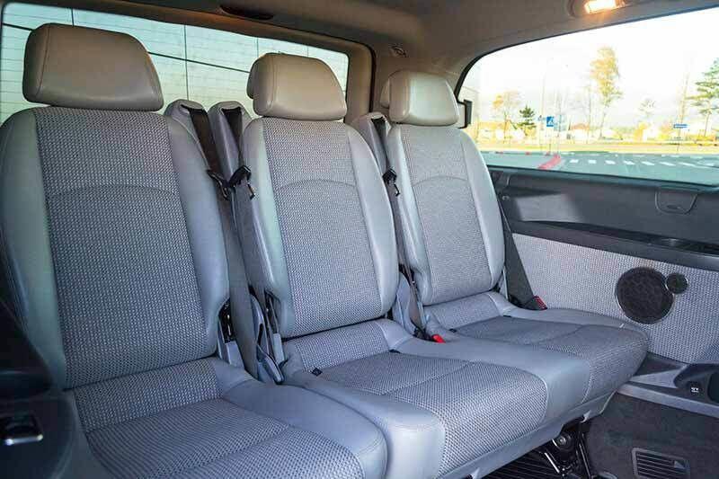 Прокат авто Mercedes-Benz Viano 2011 - фото 8
