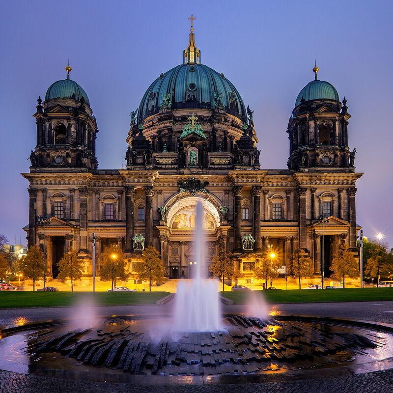 Туристическое агентство Никатур Автобусный тур «Берлин – Потсдам* – Дрезден» - фото 1