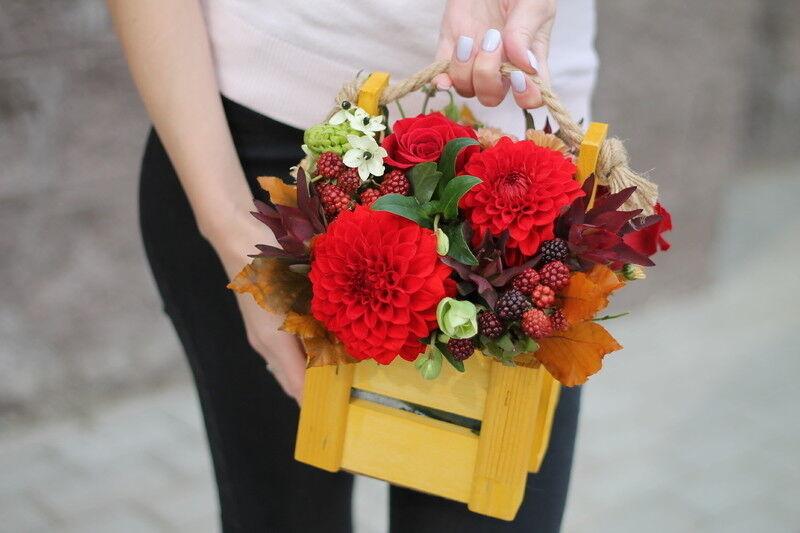 Магазин цветов Cvetok.by Композиция «Сладкий сон» - фото 1