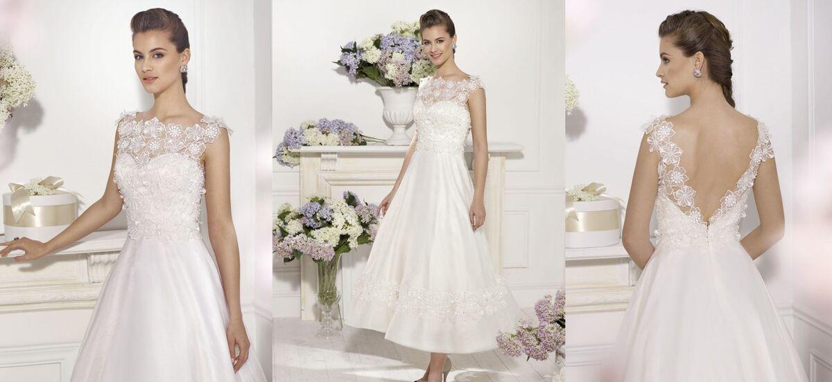 Свадебное платье напрокат Novia D'Art Платье свадебное Pia - фото 2