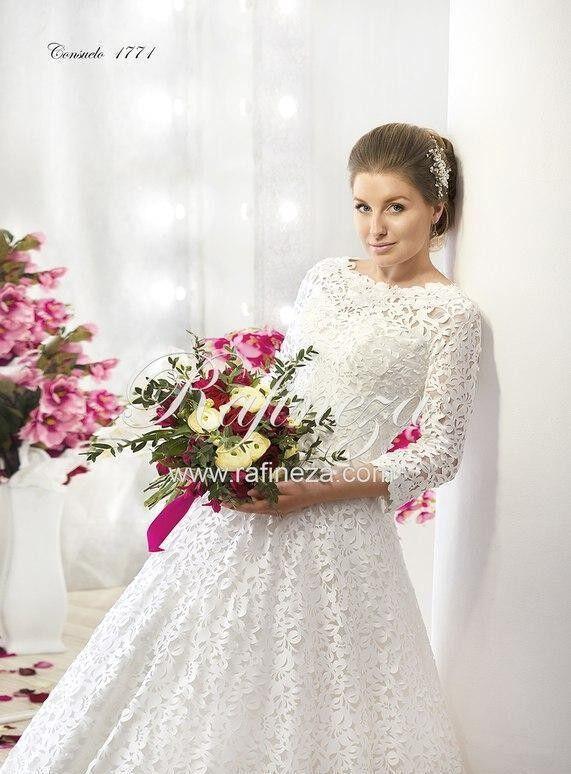 Свадебное платье напрокат Rafineza Свадебное платье Consuelo - фото 2