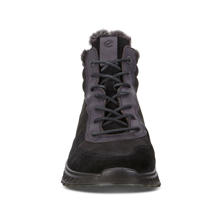 Обувь женская ECCO Кроссовки высокие ST1 836183/51094 - фото 4