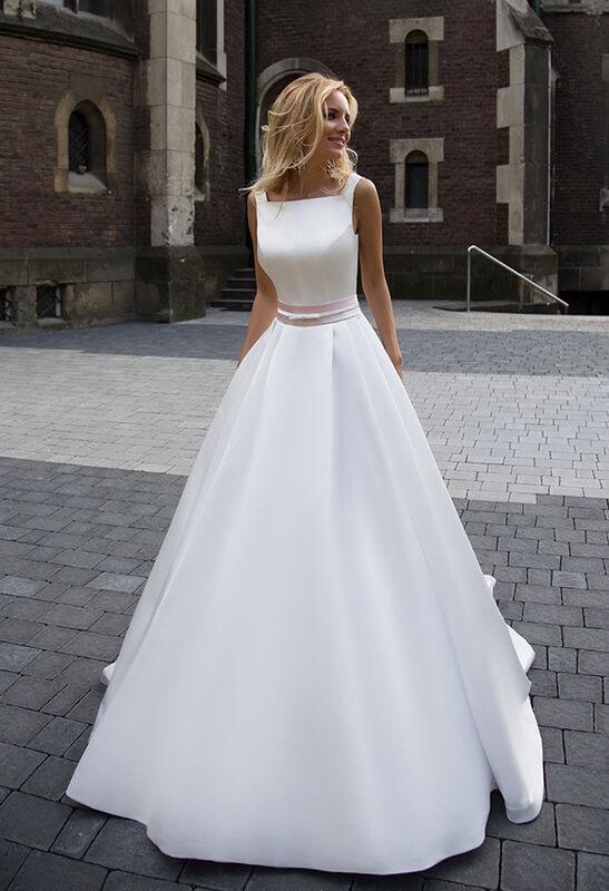 Свадебное платье напрокат Cosmobella Свадебное платье 1607 - фото 1