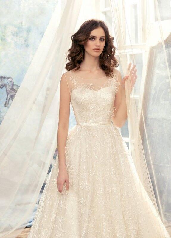 Свадебный салон Papilio Свадебное платье «Зарянка» 1729L - фото 1