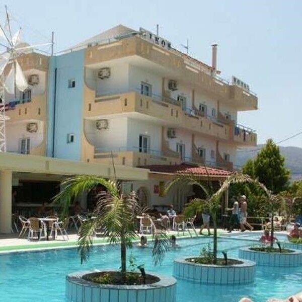 Туристическое агентство EcoTravel Пляжный тур в Грецию, Крит, Nikos 1* - фото 1