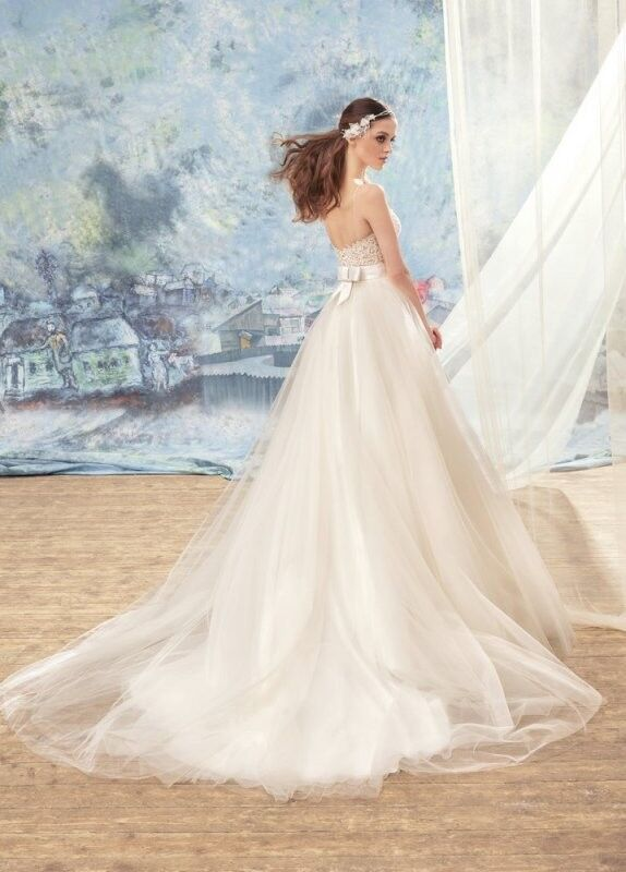 Свадебный салон Papilio Свадебное платье «Соловей» 1723L - фото 2