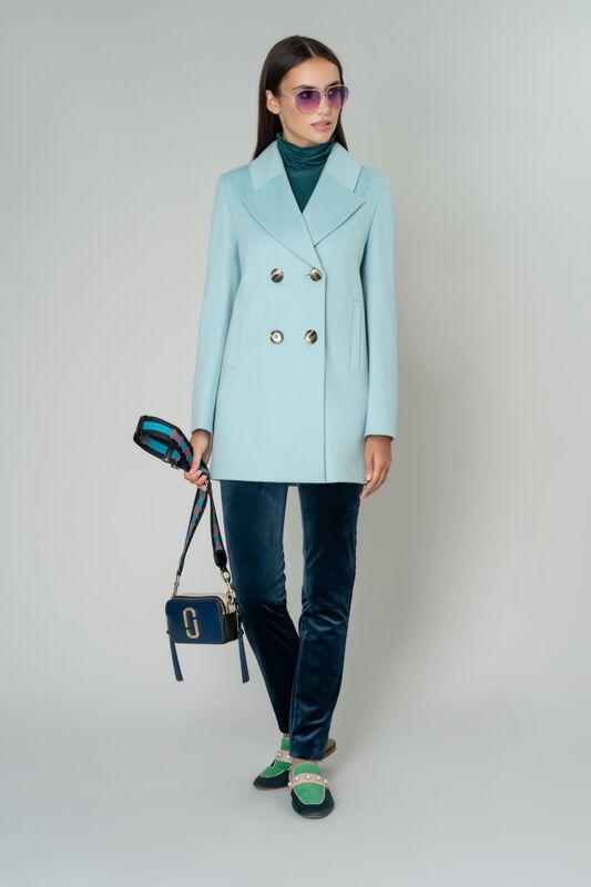 Верхняя одежда женская Elema Пальто женское демисезонное 1-9974-1 - фото 1