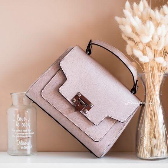 Магазин сумок Vezze Кожаная женская сумка C00497 - фото 2
