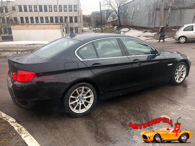 Прокат авто BMW 5 series F10 2010г. - фото 3