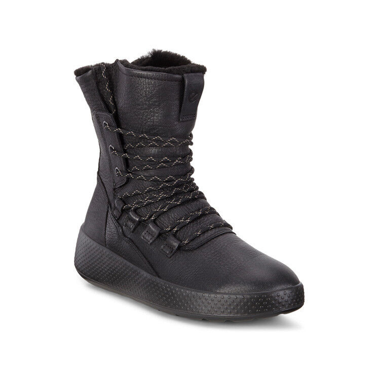 Обувь женская ECCO Ботинки высокие UKIUK 221053/02001 - фото 1