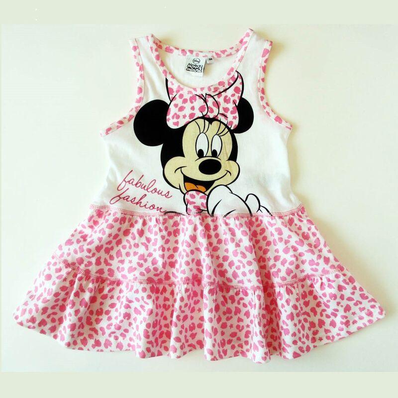 Платье детское Sun City Платье Минни Маус OE1614/2 - фото 1