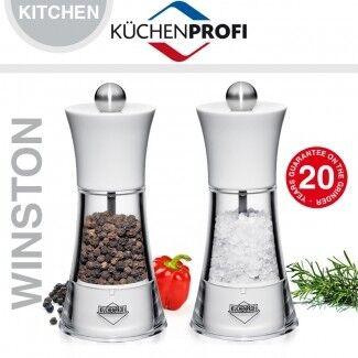 Подарок Küchenprofi Набор мельниц для соли и перца «Winston» 13 см, 3044216600 - фото 1