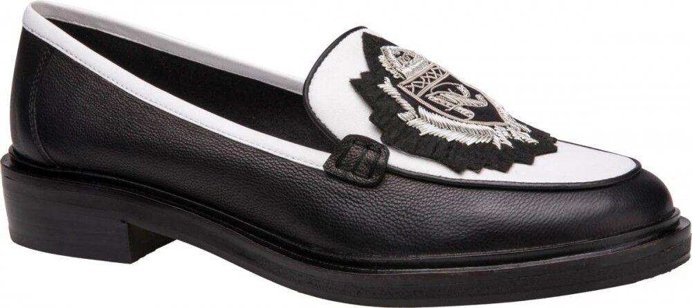 Обувь женская Alla Pugachova Туфли женские 1838-18 black - фото 1