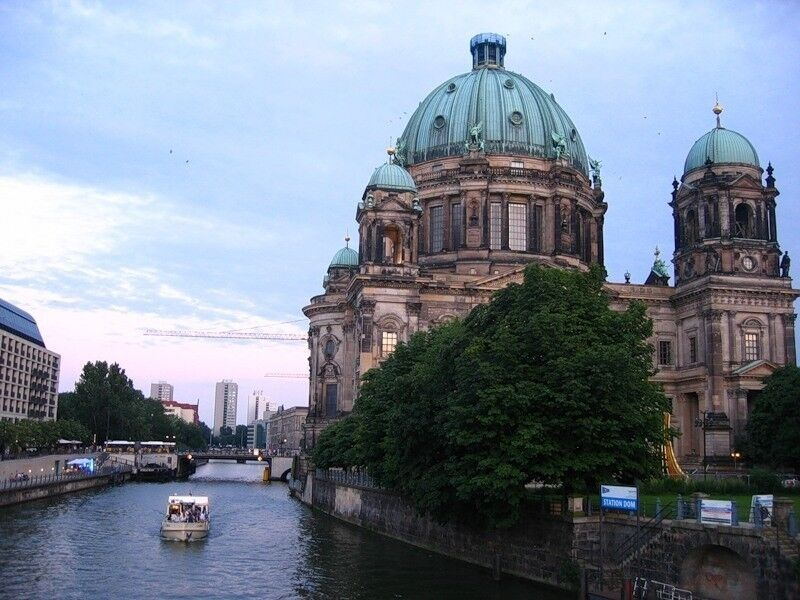 Туристическое агентство Голубой парус Автобусный экскурсионный тур «Берлин – Потсдам – Дрезден» - фото 10