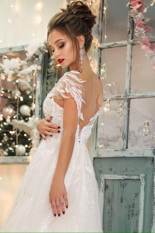 Свадебное платье напрокат Rafineza Свадебное платье Veronica напрокат - фото 1