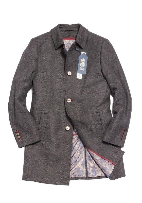 "Верхняя одежда мужская Royal Spirit Пальто мужское ""Фауст"" - фото 1"
