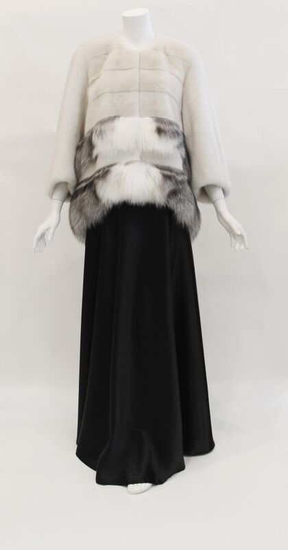 Верхняя одежда женская GNL Шуба женская ЖК2-064-584 - фото 1