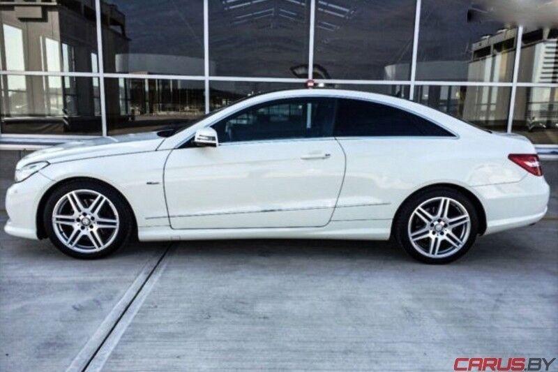 Прокат авто Mercedes-Benz Е250 AMG - фото 6