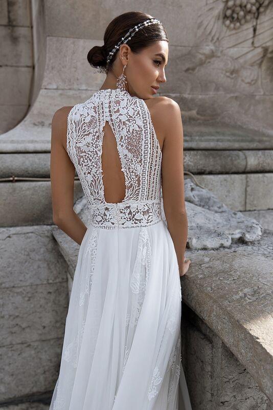 """Свадебное платье напрокат ALIZA свадебное платье """"Olgey"""" - фото 4"""