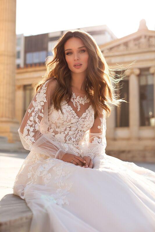"""Свадебный салон ALIZA свадебное платье """"Avroley"""" - фото 2"""