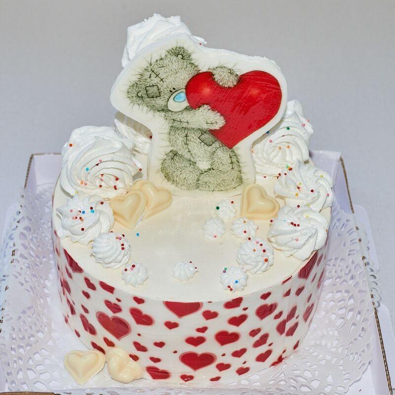 Торт Tortiki.by Праздничный торт №3 - фото 1
